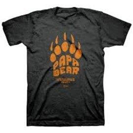 T-shirt - Papa Bear Extra Large