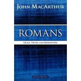 MacArthur Bible Studies: Romans (John MacArthur), Paperback