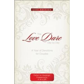 The Love Dare: Day by Day, Gift Edition (Stephen Kendrick, Alex Kendrick), Imitation Leather