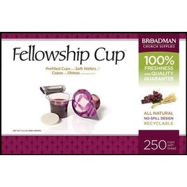 Fellowship Cup, Prefilled 250