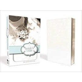 NIV Bride's Bible, White