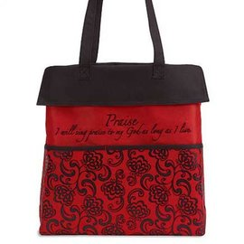 Tote Bag - I Will Sing Praises