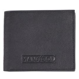 Men's Wallet - Man of God, Black
