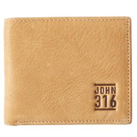 Men's Wallet - John 3:16