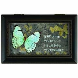 Music Box - He Will Bring You, Amazing Grace