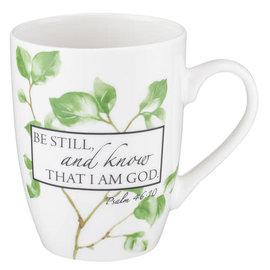 Mug - Be Still