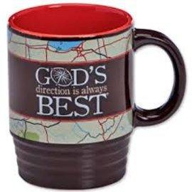 Mug - God's Direction is Always Best