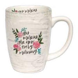Mug - His Mercies