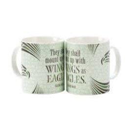Mug - Wings as Eagles