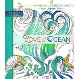 Coloring Book - Love Like an Ocean