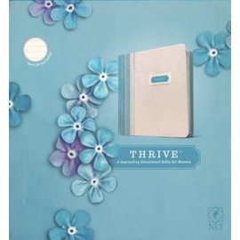 NLT Thrive Journaling Bible