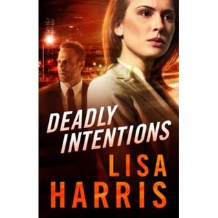 Deadly Intentions (Lisa Harris), Paperback