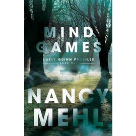Kaely Quinn Profiler #1: Mind Games (Nancy Mehl), Paperback