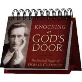 DayBrightener - Knocking at God's Door (Oswald Chambers)