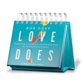 Daybrightener - Love Does, Bob Goff