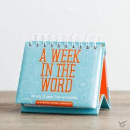 Daybrightener - Week in the Word