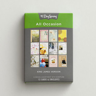 Boxed Cards - All Occasion KJV