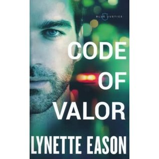 Blue Justice #3: Code of Valor (Lynette Eason), Paperback