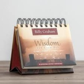 DayBrightener - Wisdom for Each Day, Billy Graham