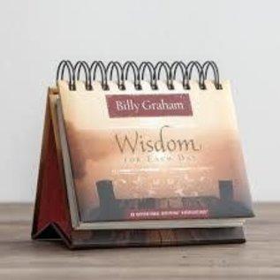 DayBrightener - Wisdom for Each Day, Billy Graham