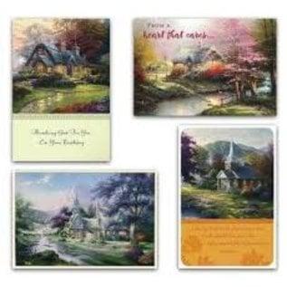Boxed Cards - All Occasion, Thomas Kinkade