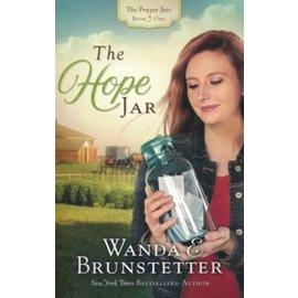 The Prayer Jars #1: The Hope Jar (Wanda Brunstetter), Paperback