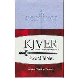 KJVer Sword Thinline Bible, Lavender Ultrasoft