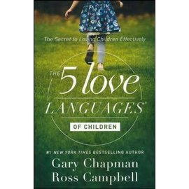 The 5 Love Languages of Children (Gary Chapman), Paperback