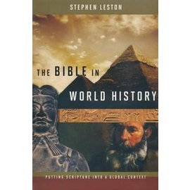 The Bible in World History (Stephen Leston), Paperback