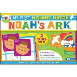 Memory Match Game - Noah's Ark