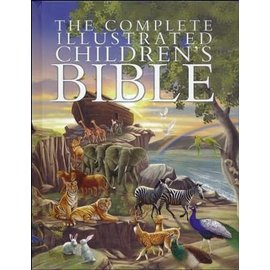 The Complete Illustrated Children's Bible, Hardcover