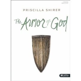 The Armor of God, Bible Study Book (Priscilla Shirer), Paperback