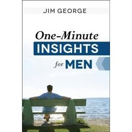 One-Minute Insights for Men (Jim George)