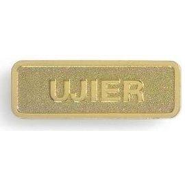 Ujier (Usher) Badge, Spanish