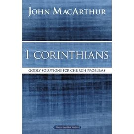 MacArthur Bible Studies: 1 Corinthians (John MacArthur), Paperback