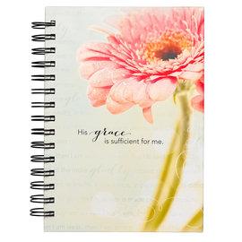 Journal - His Grace is Sufficient, Wirebound