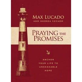 Praying the Promises (Max Lucado, Andrea Lucado), Hardcover
