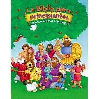 Biblia para Principiantes (The Beginner's Bible, Spanish)