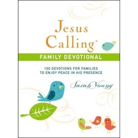 Jesus Calling: Family Devotional, Hardcover