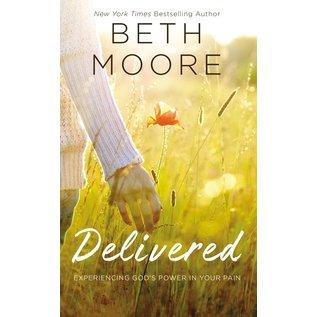 Delivered (Beth Moore), Hardcover