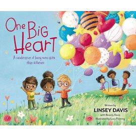 One Big Heart (Linsey Davis), Hardcover