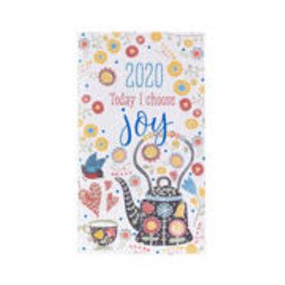2020 Daily Pocket Planner - Choose Joy