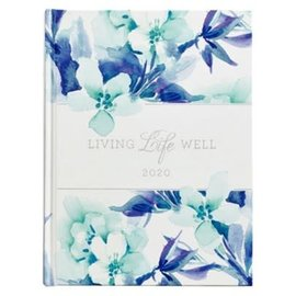 2020 Daily Planner - Living Life Well