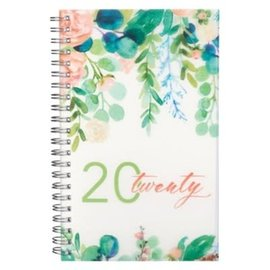 2020 Daily Planner - Floral