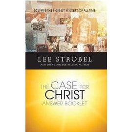 The Case for Christ, Answer Booklet (Lee Strobel)