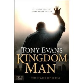 Kingdom Man (Tony Evans), Paperback