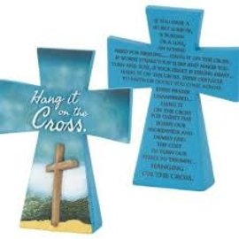 Cross - Hang it on the Cross, Tabletop