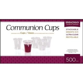 Communion Cups, 500 Count