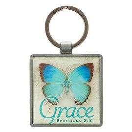 Keychain - Grace Butterfly
