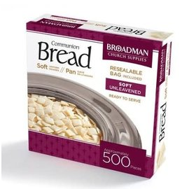Communion Bread: 500 Soft